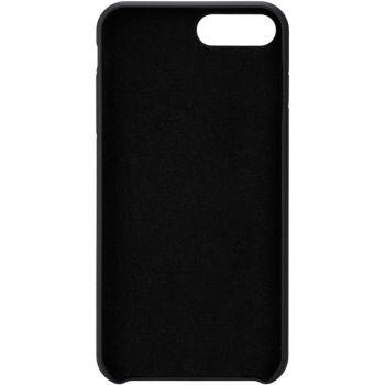 Чехол для iPhone InterStep iPhone 8/7 Plus SOFT-T METAL ADV черный